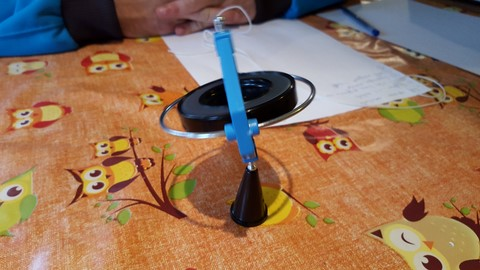 equilibre gyroscope science amusante comite entreprise